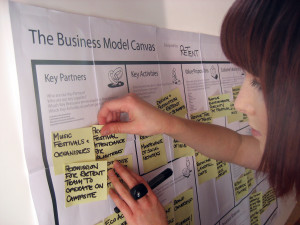 Starting a new company?  We Explain How The Business Model Canvas Strategy Can Help You